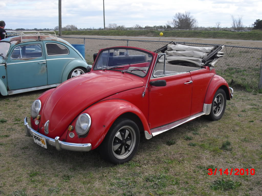 1965 VW convertible CIMG0324