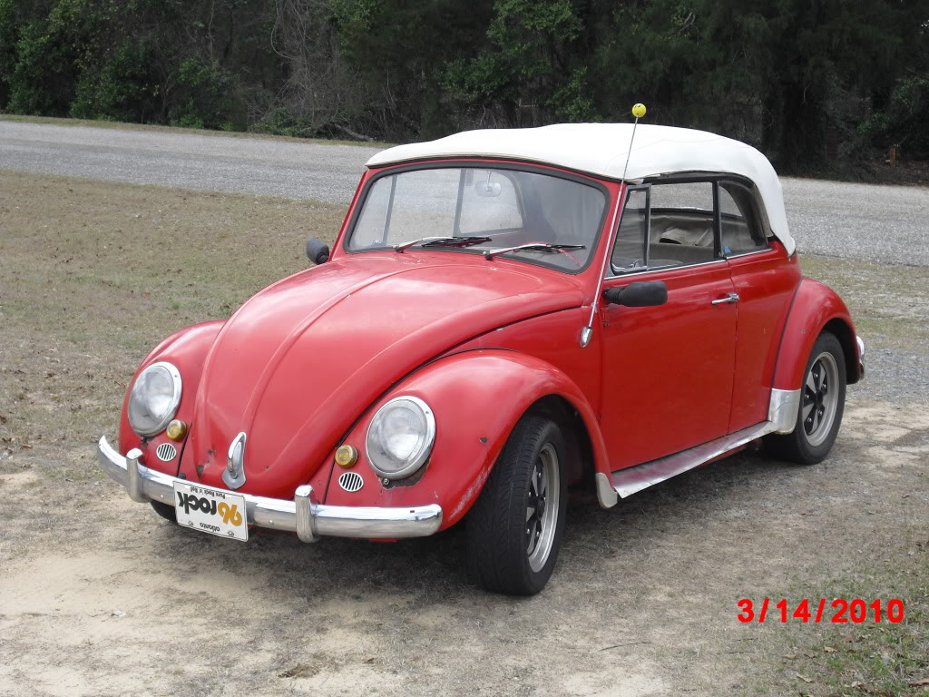 1965 VW convertible CIMG0346