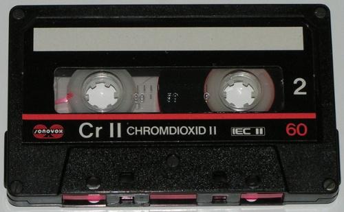 Cassetes Sonovox Sonovox_CrII_ChromdioxidII_60_2