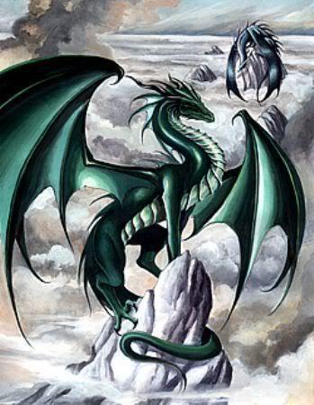 Li Meigui (Done) Dragon-Green