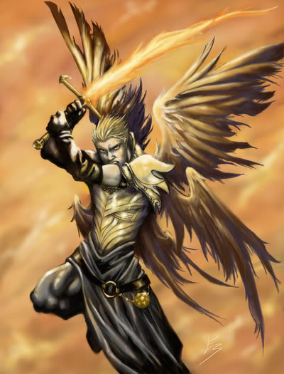 Power of a Prophet Archangel