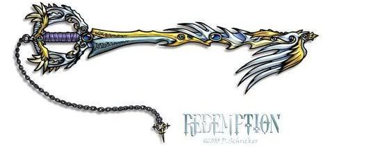 Kama's Weapons Keyblade1