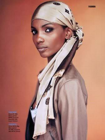 Agbani Darego - MISS WORLD 2001 060