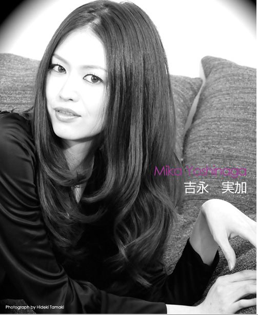The Road to Miss UNIVERSE Japan 2009- portraits in black and white - Page 2 22-3-20092-30-38