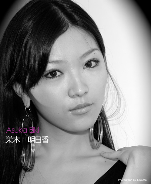 The Road to Miss UNIVERSE Japan 2009- portraits in black and white - Page 2 22-3-20092-35-53