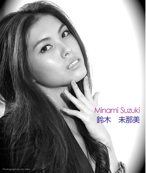 The Road to Miss UNIVERSE Japan 2009- portraits in black and white - Page 2 22-3-20092-37-19