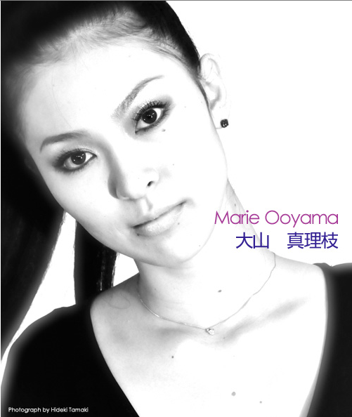 The Road to Miss UNIVERSE Japan 2009- portraits in black and white - Page 2 22-3-20092-38-21