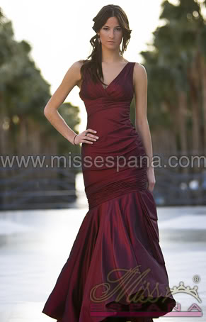 Road to Miss Espana 2009 - results 7085180103022009190822