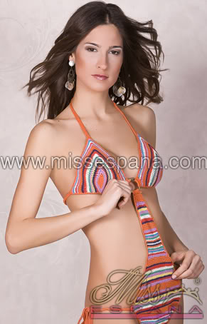 Road to Miss Espana 2009 - results 7085180103022009190909