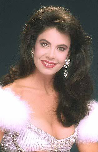 tolleson - Gina Tolleson - MISS WORLD 1990 (USA) Gina02a