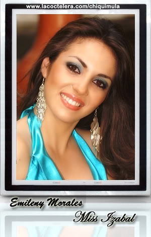 MISS GUATEMALA UNIVERSO 2009: Meet the Contestants (RESULTS ADDED)! Izabal01