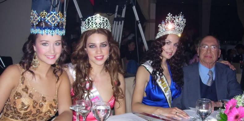 Unnur - Unnur Birna Vilhjálmsdóttir - Miss World 2005 MissCrete-GP