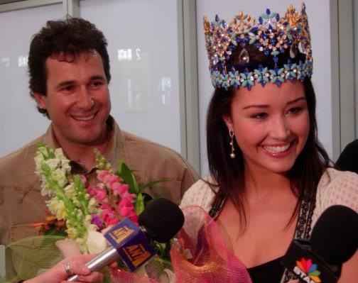 Unnur - Unnur Birna Vilhjálmsdóttir - Miss World 2005 MissWorld-1-lr