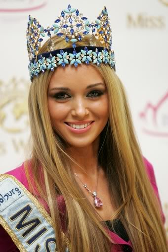 MISS WORLD 2008 -WELCOME BACK TO RUSSIA RUSSS