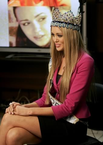 MISS WORLD 2008 -WELCOME BACK TO RUSSIA RUSSSOO