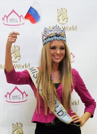 MISS WORLD 2008 -WELCOME BACK TO RUSSIA RUSSSS