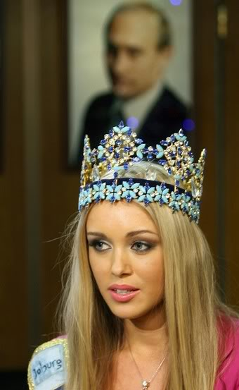 MISS WORLD 2008 -WELCOME BACK TO RUSSIA RUSSSSSS