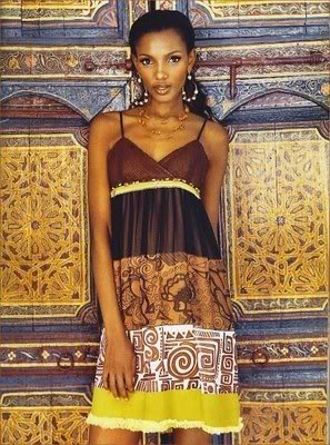 Agbani Darego - MISS WORLD 2001 Agbani-essence-5