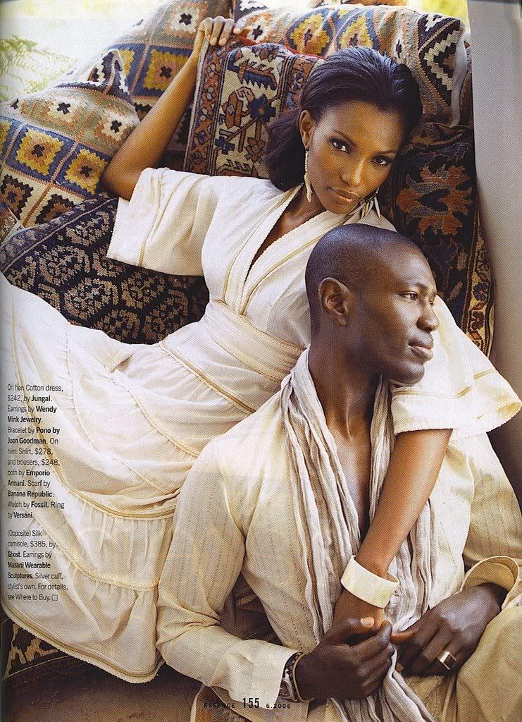 Agbani Darego - MISS WORLD 2001 Agbani6