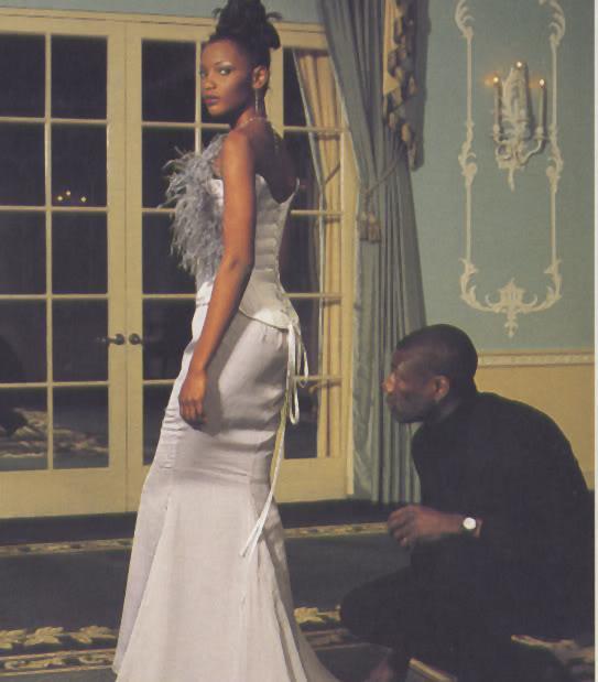 Agbani Darego - MISS WORLD 2001 Agbanikosibah