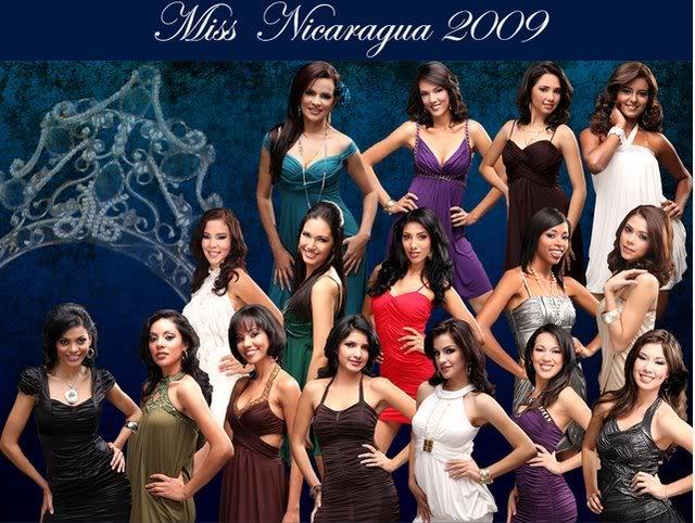 Miss Nicaragua 2009 - Indiana Sánchez won! Ncr2