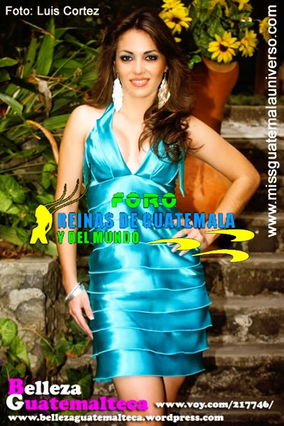 MISS GUATEMALA UNIVERSO 2009: Meet the Contestants (RESULTS ADDED)! - Page 2 1011
