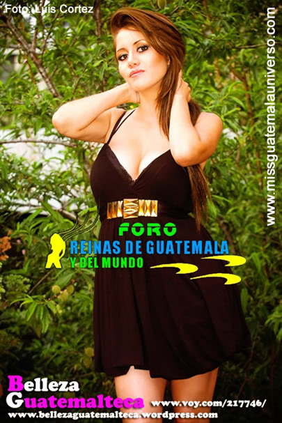MISS GUATEMALA UNIVERSO 2009: Meet the Contestants (RESULTS ADDED)! - Page 2 111