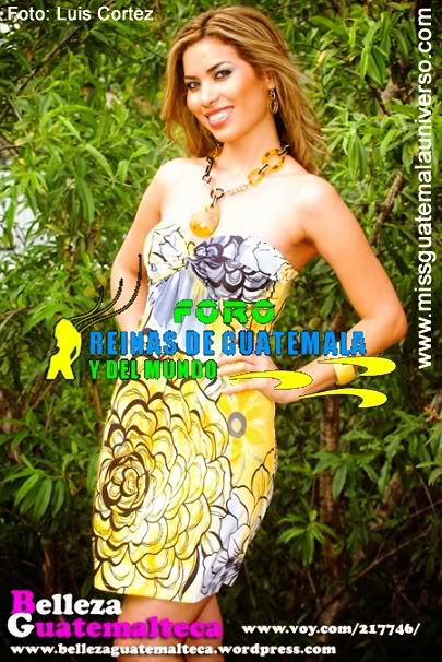 MISS GUATEMALA UNIVERSO 2009: Meet the Contestants (RESULTS ADDED)! - Page 2 1111