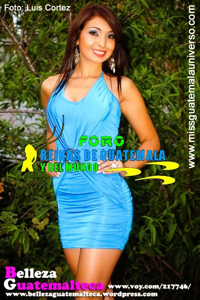 MISS GUATEMALA UNIVERSO 2009: Meet the Contestants (RESULTS ADDED)! - Page 2 1311