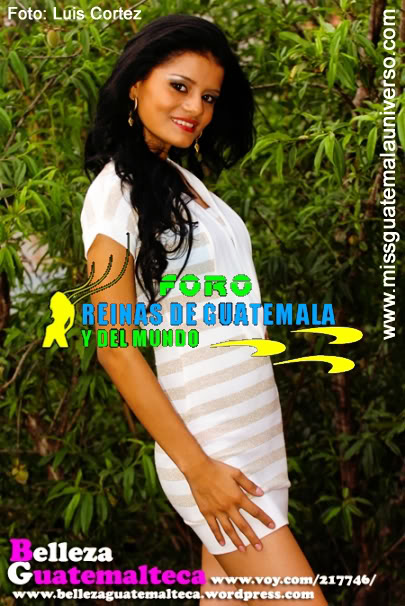 MISS GUATEMALA UNIVERSO 2009: Meet the Contestants (RESULTS ADDED)! - Page 2 1411