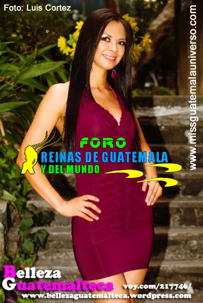 MISS GUATEMALA UNIVERSO 2009: Meet the Contestants (RESULTS ADDED)! - Page 2 1711