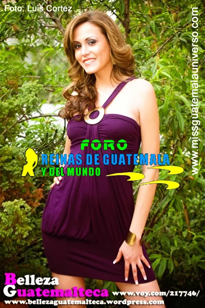 MISS GUATEMALA UNIVERSO 2009: Meet the Contestants (RESULTS ADDED)! - Page 2 1811