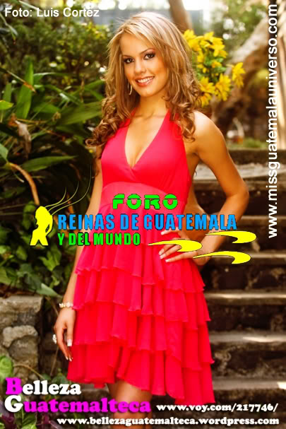 MISS GUATEMALA UNIVERSO 2009: Meet the Contestants (RESULTS ADDED)! - Page 2 311