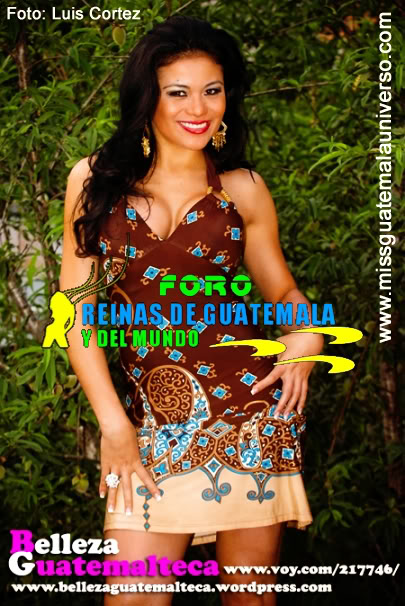MISS GUATEMALA UNIVERSO 2009: Meet the Contestants (RESULTS ADDED)! - Page 2 411