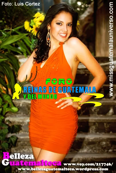 MISS GUATEMALA UNIVERSO 2009: Meet the Contestants (RESULTS ADDED)! - Page 2 511