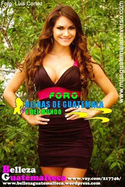 MISS GUATEMALA UNIVERSO 2009: Meet the Contestants (RESULTS ADDED)! - Page 2 711