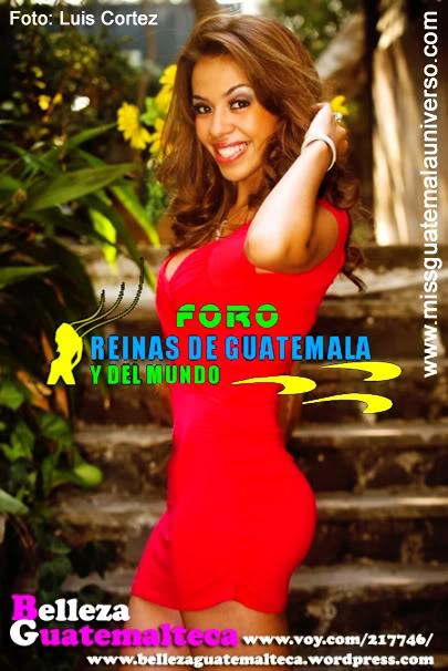 MISS GUATEMALA UNIVERSO 2009: Meet the Contestants (RESULTS ADDED)! - Page 2 811
