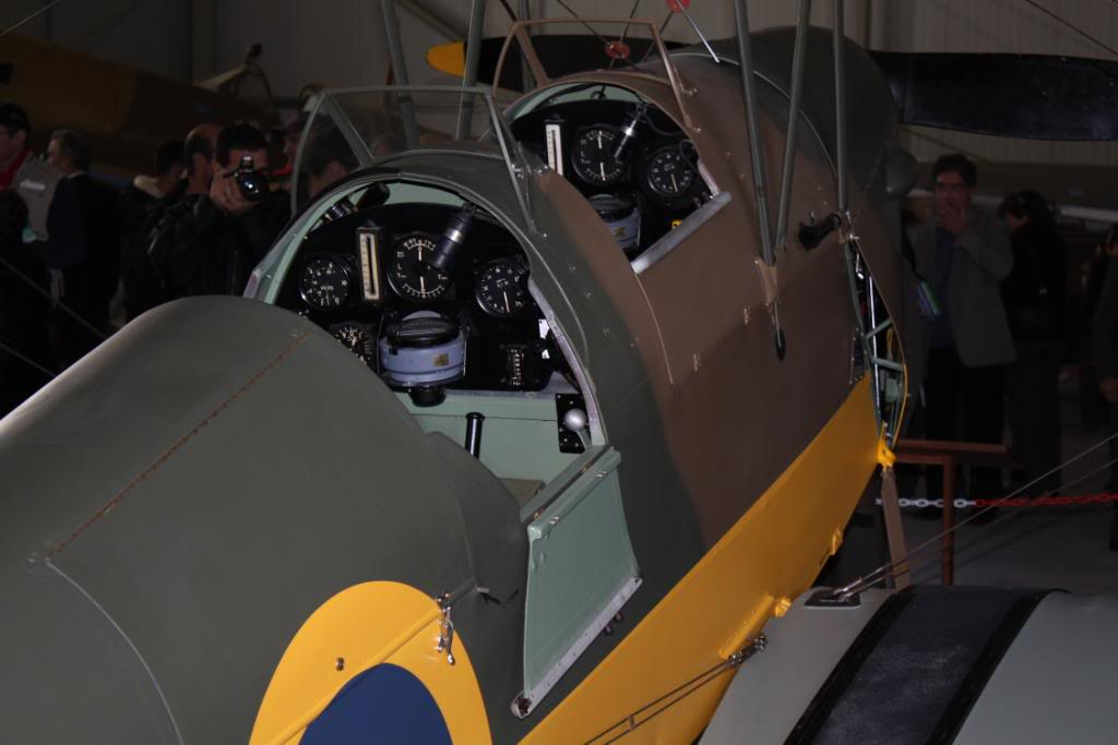 Tiger moth restored! 135