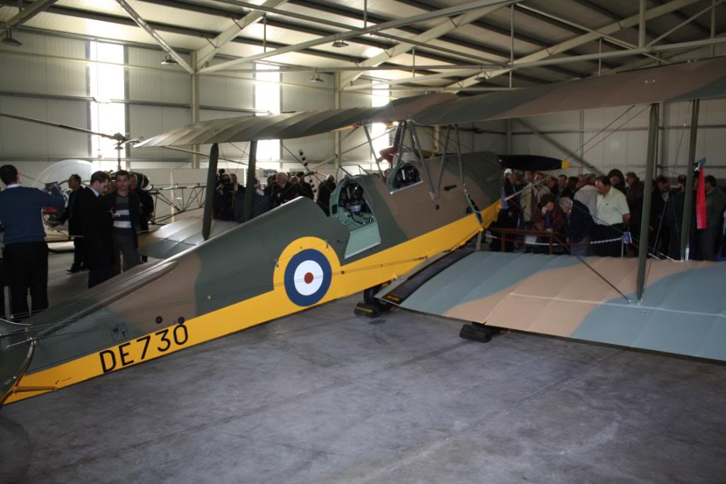 Tiger moth restored! 137
