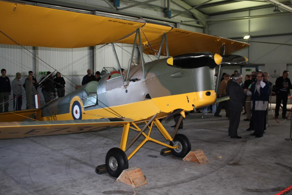 Tiger moth restored! 138