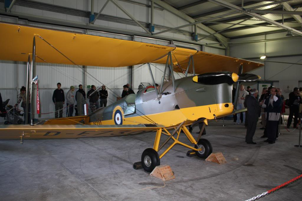 Tiger moth restored! 140