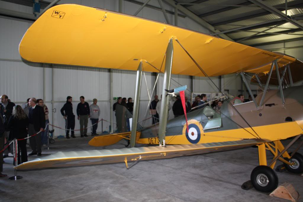 Tiger moth restored! 144