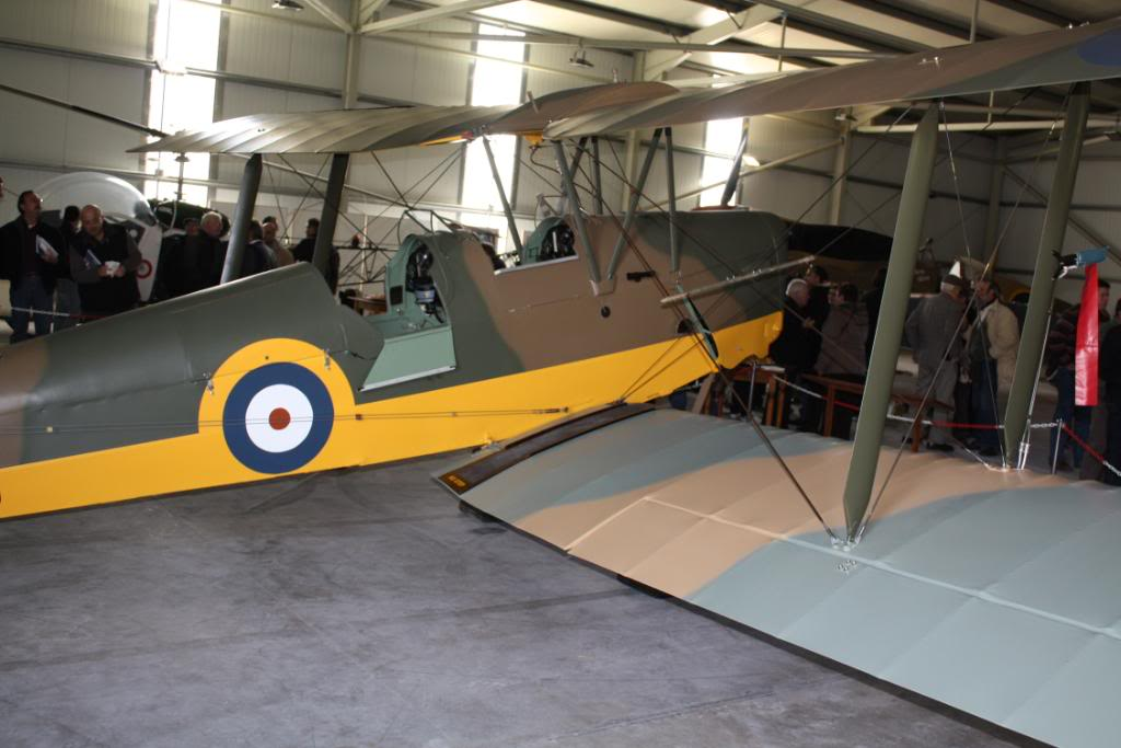 Tiger moth restored! 145