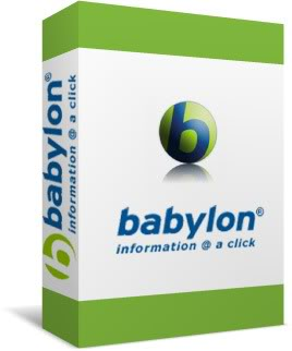 Babylon Pro 9.0.1.5 and Patch ( English - Myanmar ) 12437843242vc8ehj215536