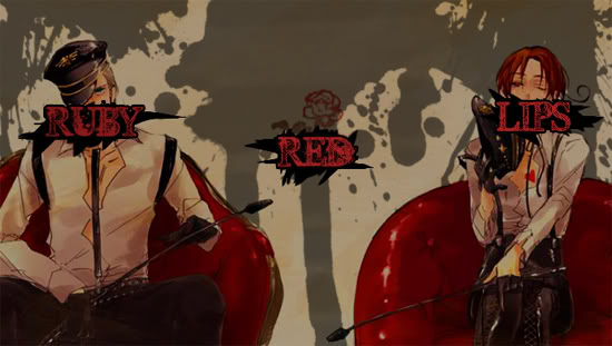 Ruby Red Lips [Hetalia AU; LB] Taliabanner