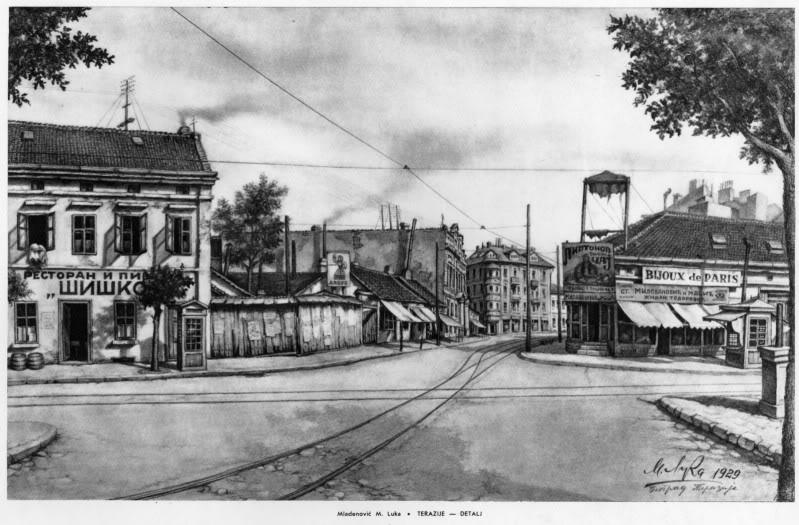 Stari Beograd u očima umetnika DetaljTerazije1600x1200