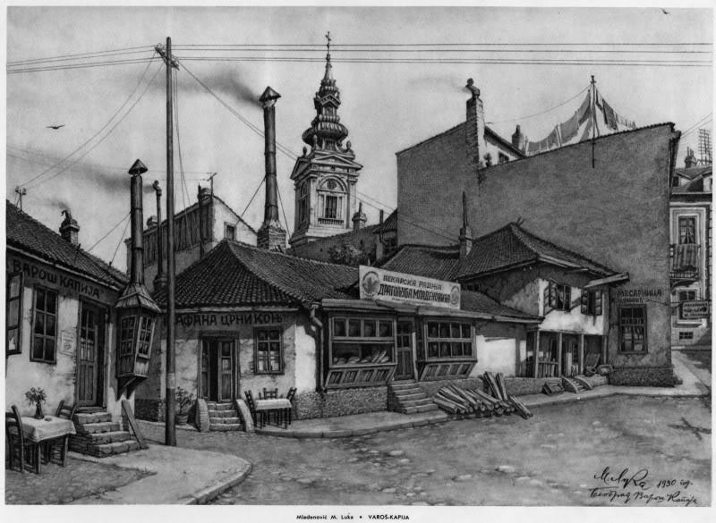 Stari Beograd u očima umetnika VarosKapija1600x1200