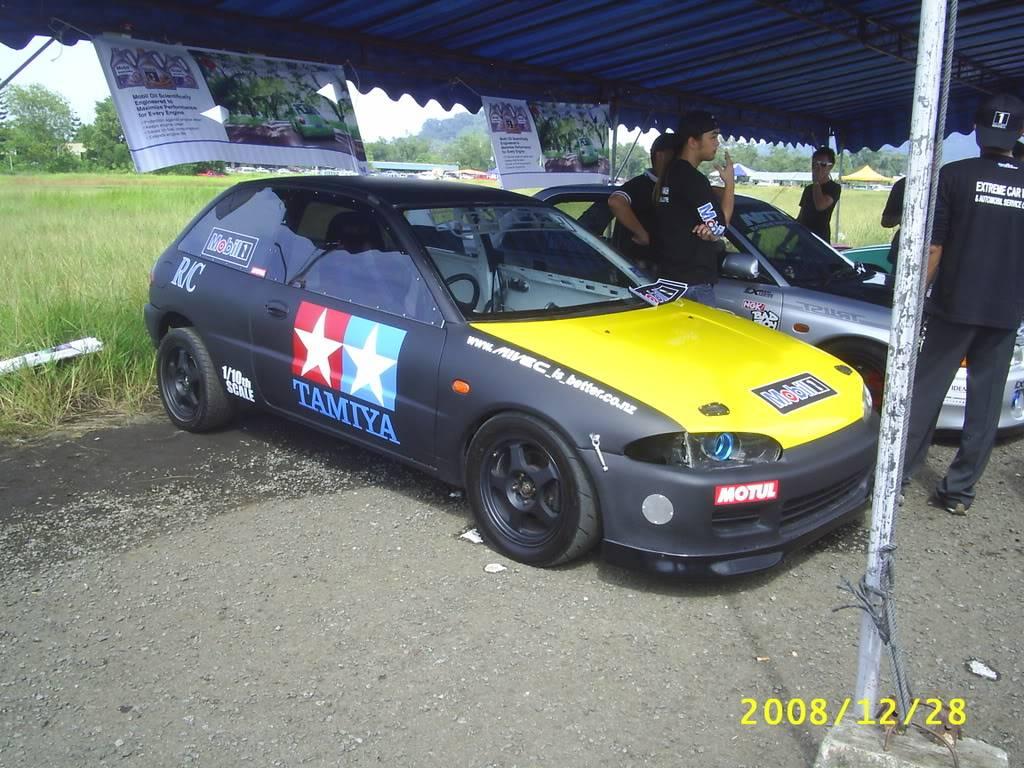 Tawau Final battle DRAG RACE 2008 PIC_0224