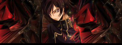 My siggies compilation.. Lelouch