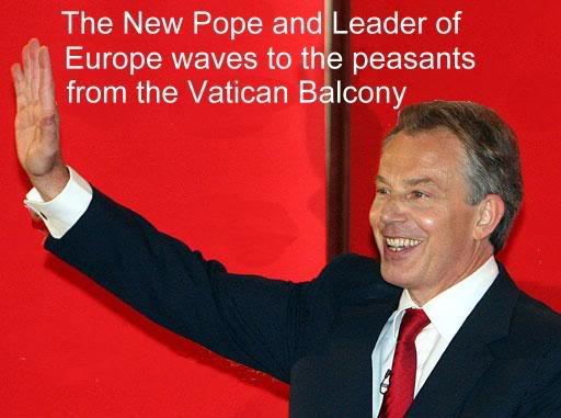 President Bliar.!!! Blair